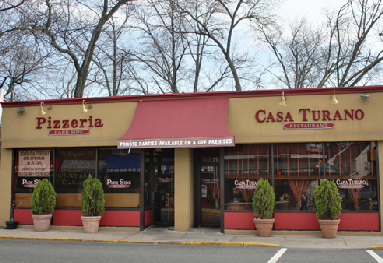 Elished In 1984 Casa Turano Restaurant And Parkside Pizzeria Is A Casual Sit Down On One Side An Elegant Italian With Bar
